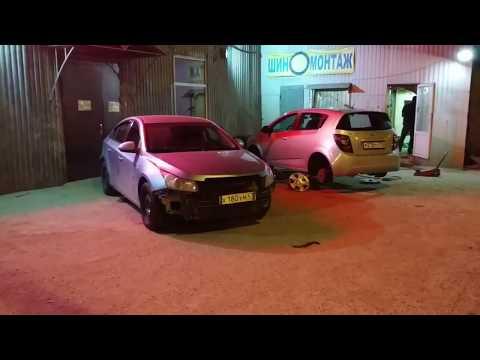 Chevrolet Cruze ТАКСИ 320000km все ещё живой ,помыл мотор , меняем резину
