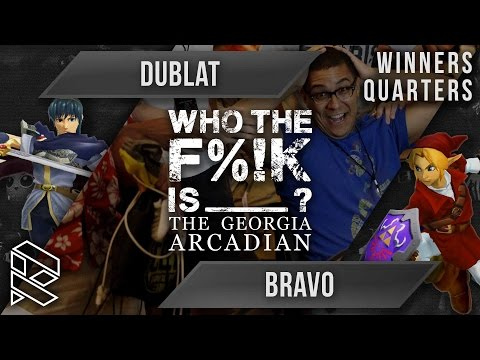 GA Arcadian - Top 24 - Dublat (Marth) vs Bravo (Link)
