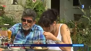 France 3 - An taol lagad - Bilan touristique en Bretagne