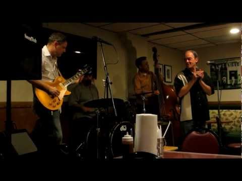 Russell Barber Blues Band (featuring Jimmy Dewrance) - She