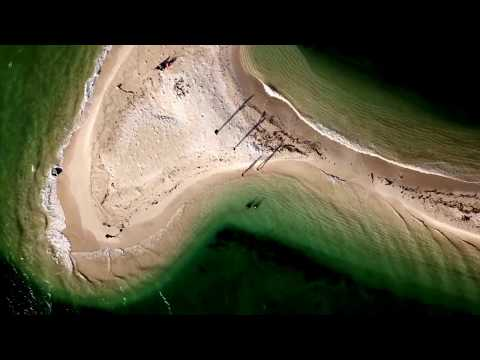 Agutayan White Island Video