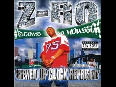 Z-Ro - Screwed Up Click Representa [Full Album]