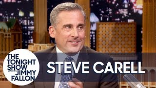 Steve Carell Was Nervous Meeting Kelly C...