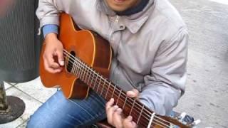 Street Musician- Amazing Guitarist