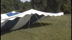 **40X40 Revival Tent QUIK SETUP (407-579-7187) Revival Tents For Sale!!**