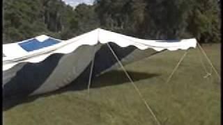 **40X40 Revival Tent QUIK SETUP (407-579-7187) Revival Tents For Sale!!**