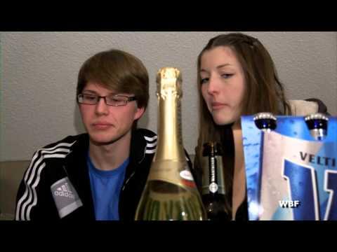 WBF - Alkohol - Wenn Jugendliche zu viel trinken (Trailer)