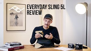 The perfect bag for Street Photography? - PEAK DESIGN Everyday Sling 5L Review
