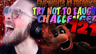 Vapor Reacts #1248   FÏVE NIGHTS AT FREDDY'S TRY NOT TO LAUGH CHALLENGE REACTION #121