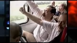 FUJIMORI TRANSPORTA a los 71 REHENES Liberados Tras OPERACION CHAVIN de HUANTAR