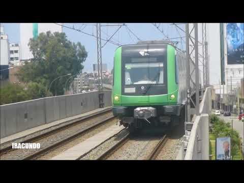 Visitando  el Subte  de Buenos Aires --Metro de  Lima