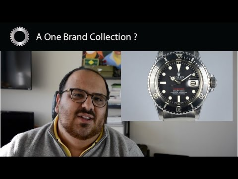One Brand Collection ? - Rolex , Cartier and Piaget