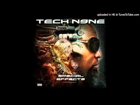 Tech N9ne - Shroud (Feat. Krizz Kaliko)