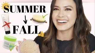 MY TOP 5 TIPS | SUMMER TO FALL SKINCARE