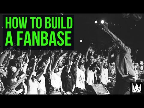 How to Build a Fanbase & Make a Living Off Of Music