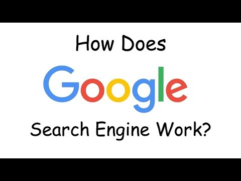 How does Google search engine work? | Google algorithms | seminar topic for computer science