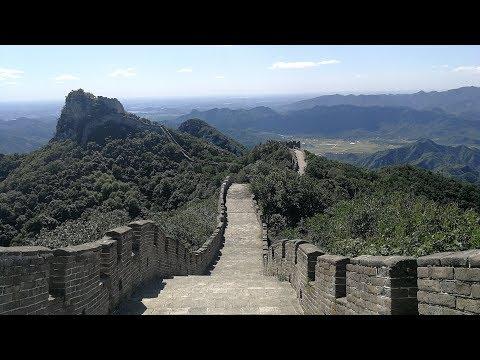 Skok w bok na rok - China - Datong, Beijing, Jiankou Great Wall - e07.