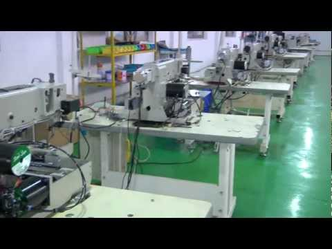 China Industrial Sewing Machine Manufacturer