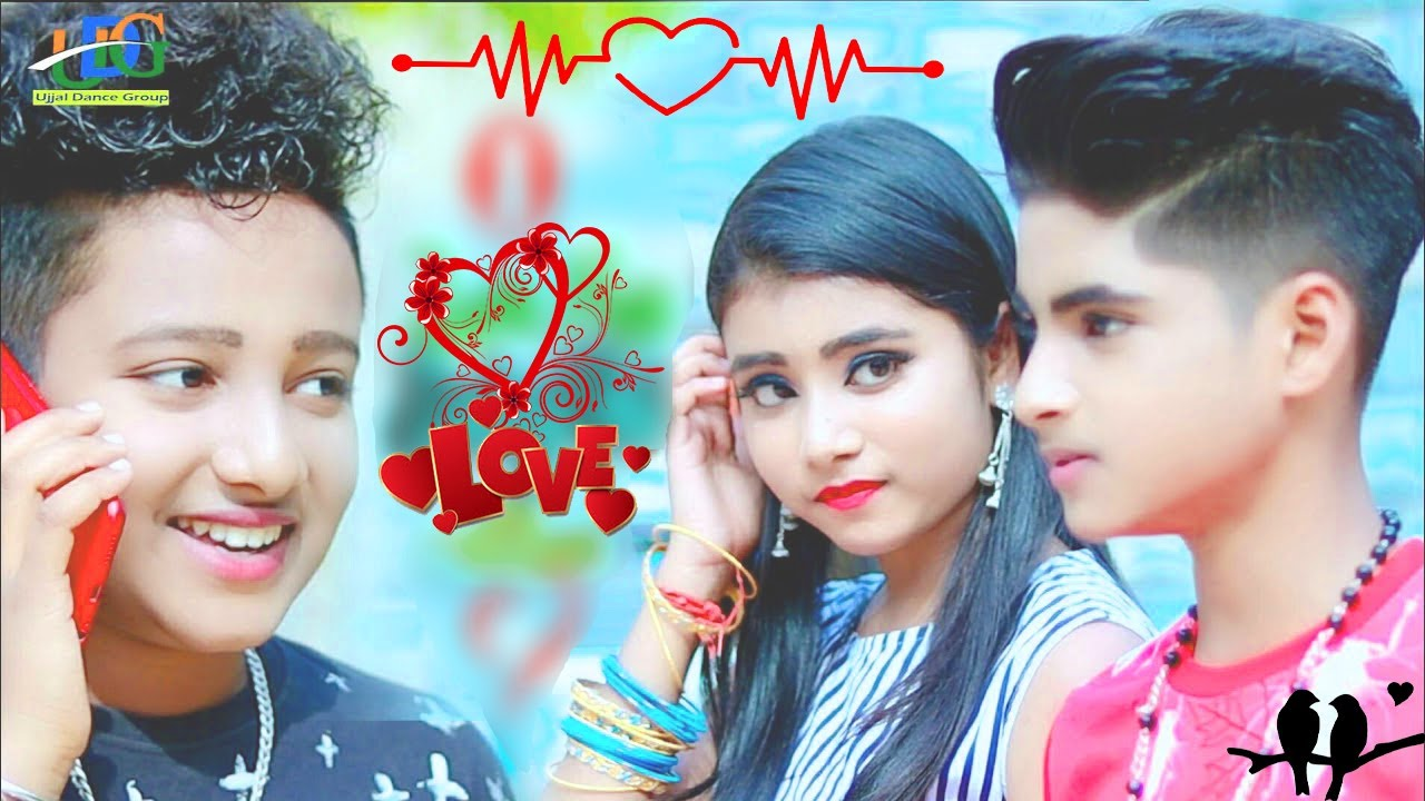 Heart Touching Love Story 😍 New Nagpuri Love Song 2021 🌹 Latest Video Song 2021 💞 Cute Love Story ❤