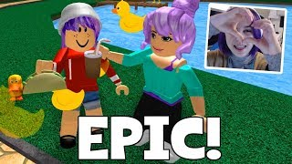 Roblox EPIC MiniGames | Just Going To Eat My TACO