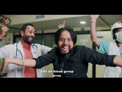 JATT DA BLOOD GROUP - Tarun Rishi
