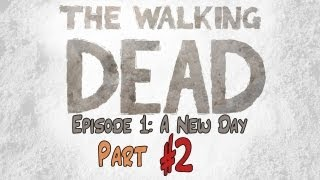 "The Walking Dead - Episode 1 - Part 2 ""A girl named Clementine"""