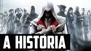 Sessão Spoiler - A História de Assassin's Creed: Brotherhood