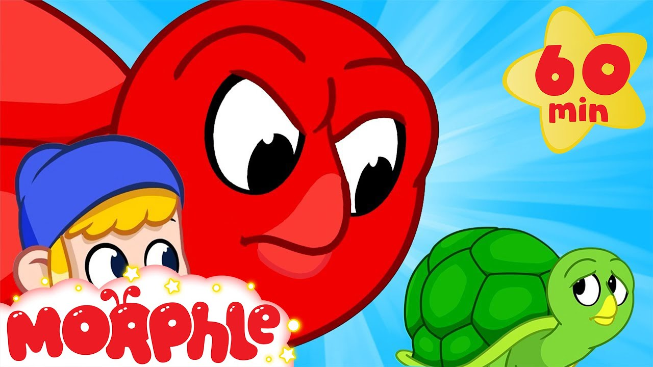 Morphle The Turtle Cartoons For Kids My Magic Pet Morphle Youtube Follow mia and morphle as they embark on a journey across the desert, going back in time. morphle the turtle cartoons for kids my magic pet morphle