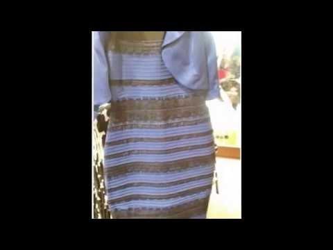 Какого цвета Вы видите это платье ? )) Опрос [Влог]