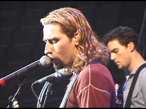 NICKELBACK European tour (Brussels Back stage)