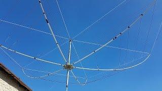 My HEXBEAM HD MARK II from SP7IDX antenna