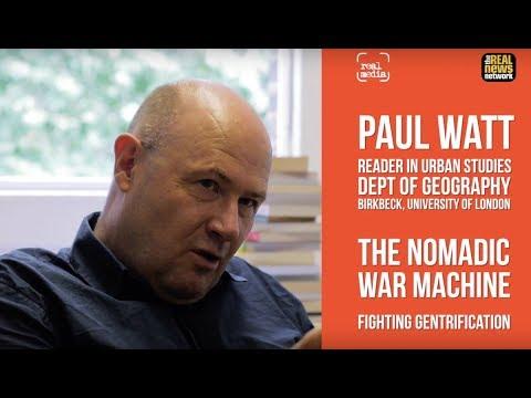 Real Media: The Nomadic War Machine
