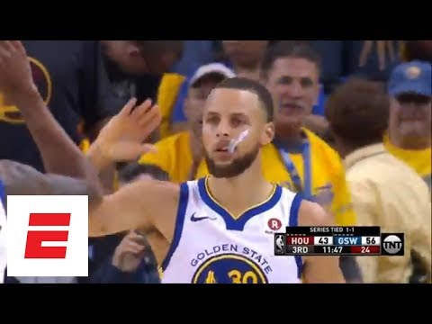 Best of the Golden State Warriors' Game 3 win over the Houston Rockets | ESPN