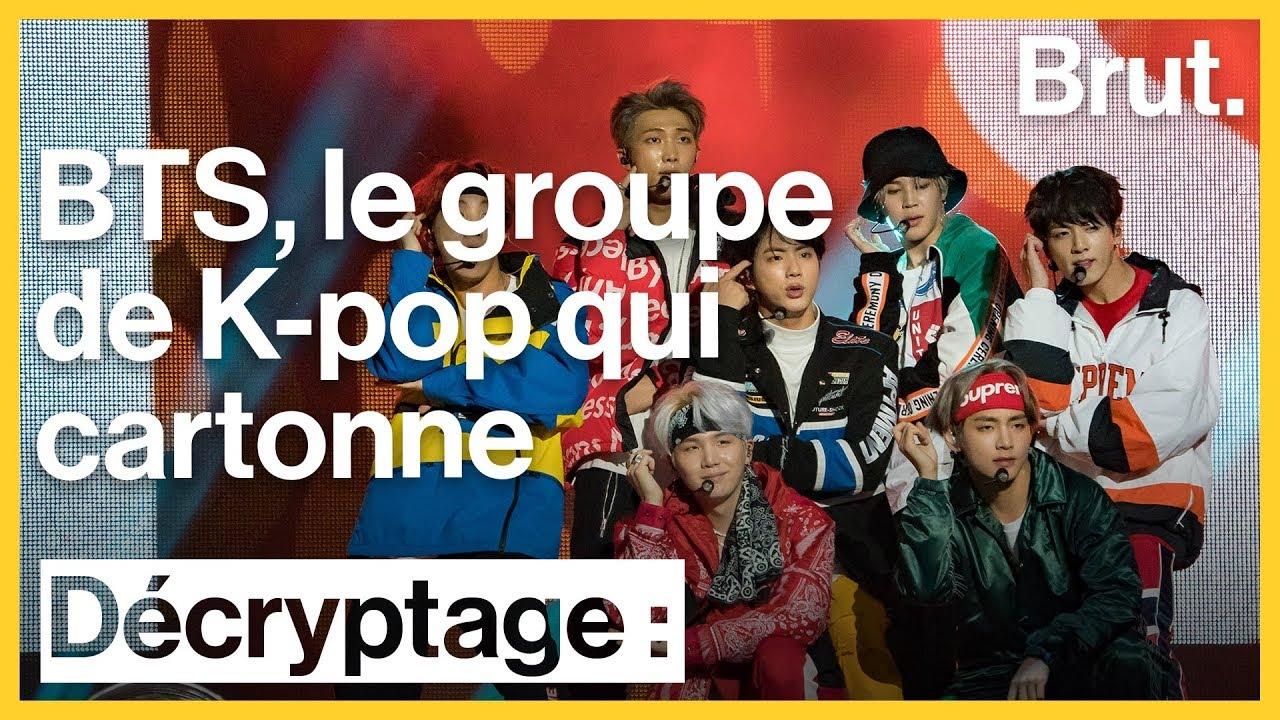 BTS : le groupe de K-pop qui bat tous les records