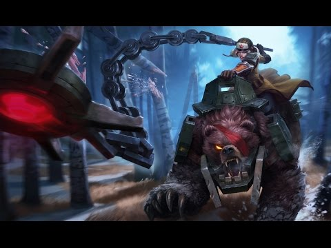Season 6 Sejuani Aram League Of Legends Youtube