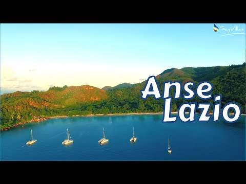 Anse Lazio, Praslin - Beaches of the Seychelles