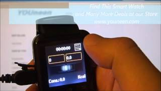 youneen u8 smart watch connect to iphone step by step instruction