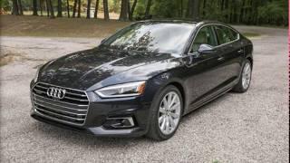 Audi A5 Sportback 2018 in-depth review |  Audi's impressive Virtual Cockpit digital gauge cluster