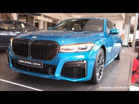 BMW 7 Series M760Li V12/Alpina B7 XDrive 2019 | Real-life Review