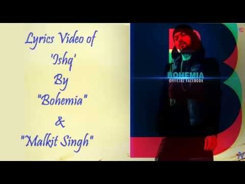BOHEMIA - Lyrics of 'Ishq' By