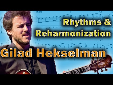Gilad Hekselman - This is The Blues (and a lot more)