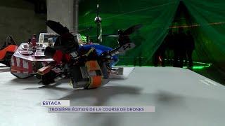 Yvelines | Estaca: Troisième édition de la course de drones