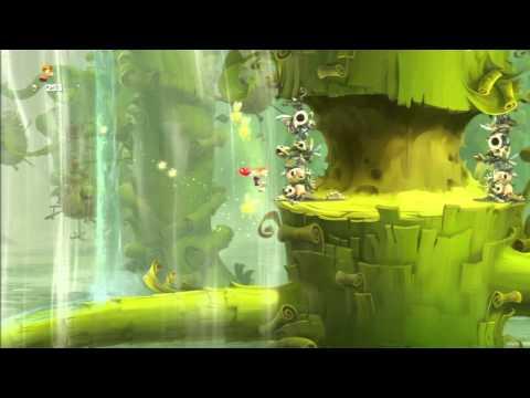 Rayman Legends Walkthrough Mundo 2: Ray y las judias mágicas - All Teensies / Todos los diminutos