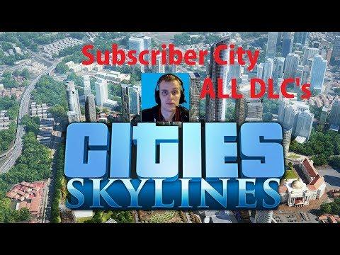 Disaster/Subscriber City2!!! MAP DUBAI