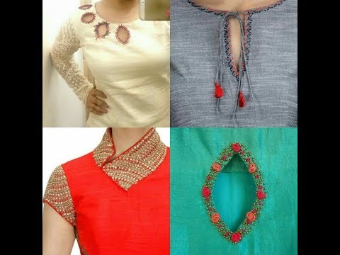 Latest Amazing Neck Designgale Ke Designs Beautifiul Design Of