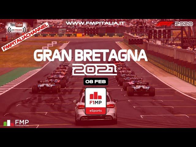 F1MP | #12 GRAN BRETAGNA GRAND PRIX | FMP ITALIA