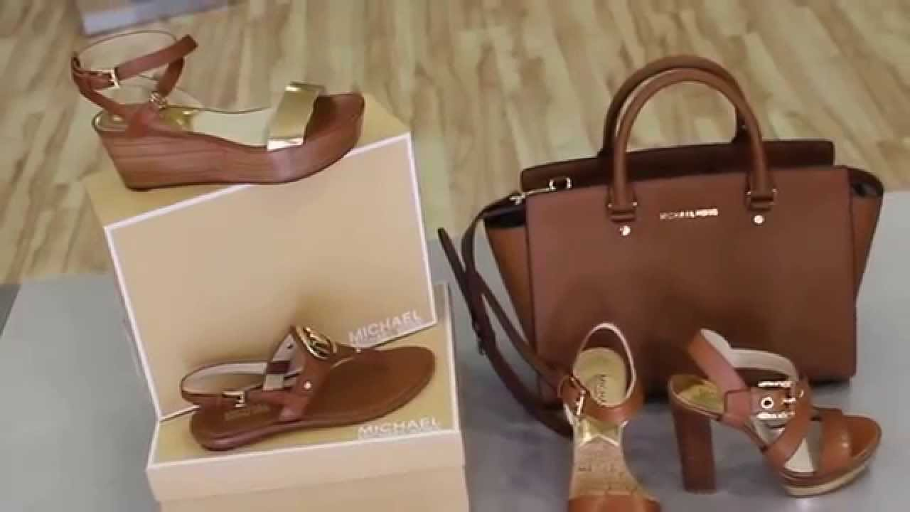 michael kors sacs et chaussures youtube. Black Bedroom Furniture Sets. Home Design Ideas