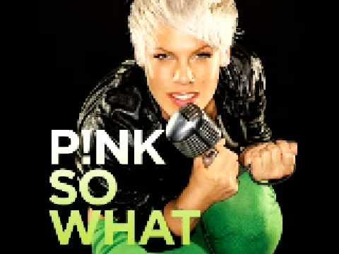 Pink - So what (Bassrockerz Remix)