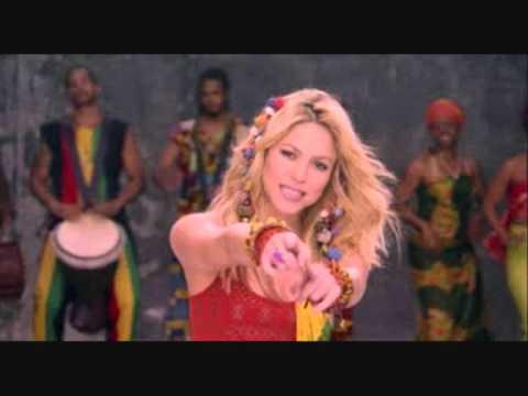Shakira Waka Waka Remix