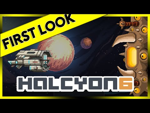First Look At: Halcyon 6 (2016 Full Release Gameplay)
